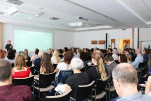 Programm-Punkte: Vorträge vor großem Publikum